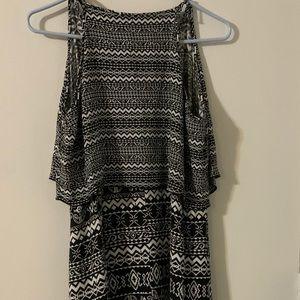 Summer dress by Mlle Gabrielle sz L